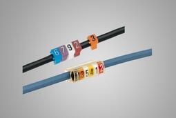 CAB 3 und Memocab Kabelkennzeichnung